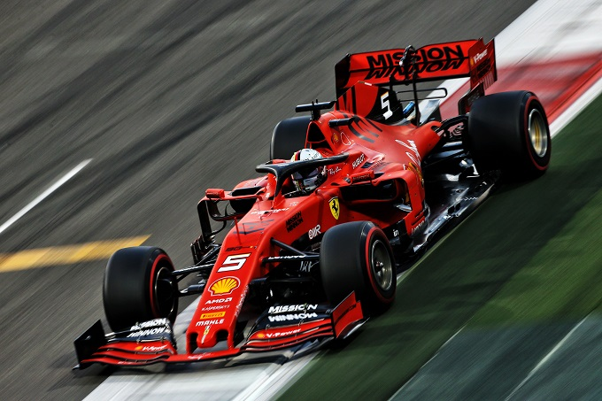 F1 | Ferrari, tre telai per i test invernali