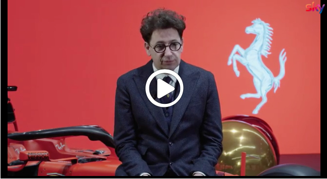 "F1 | Binotto guarda al 2020: ""Ferrari ha imparato dagli errori"" [VIDEO]"