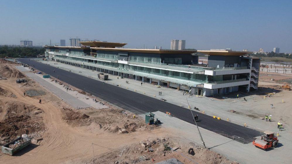 F1 | GP Vietnam, procedono i lavori per il completamento del circuito di Hanoi