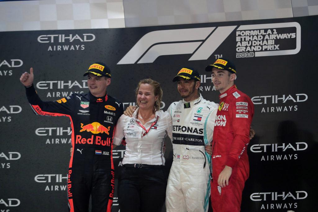 F1 | Pagelle GP Abu Dhabi – Hamilton chiude meravigliosamente la stagione, Ferrari rimandata a marzo