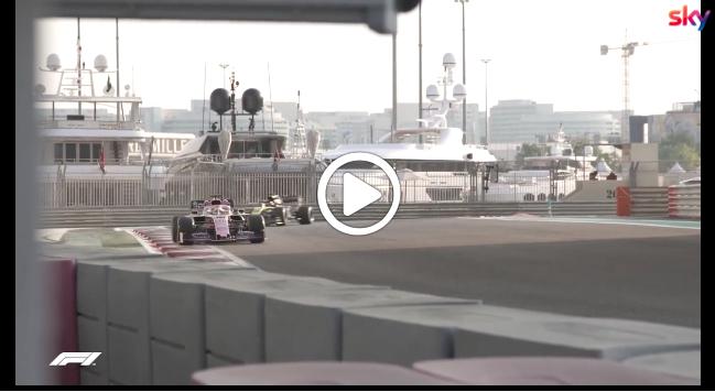 F1 | Abu Dhabi, cala il sipario a Yas Marina dopo gli ultimi test della stagione [VIDEO]