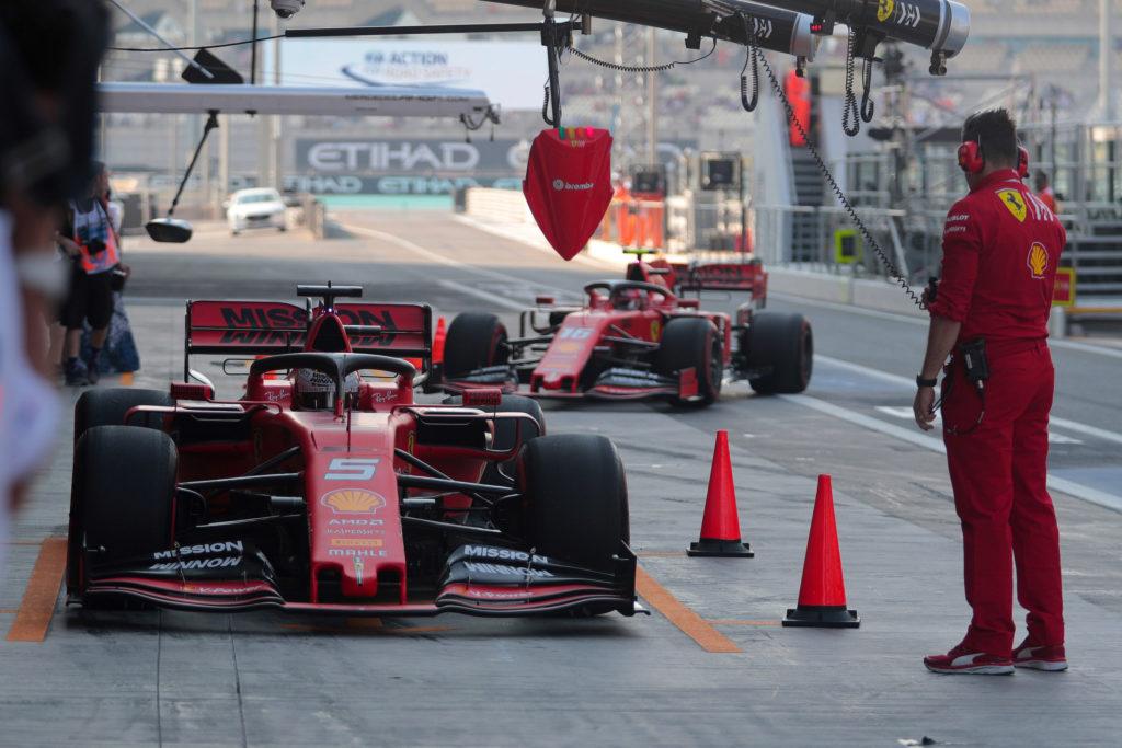 """F1   Berger promuove la line-up Ferrari: """"Molte squadre hanno affrontato una situazione di questo tipo"""""""