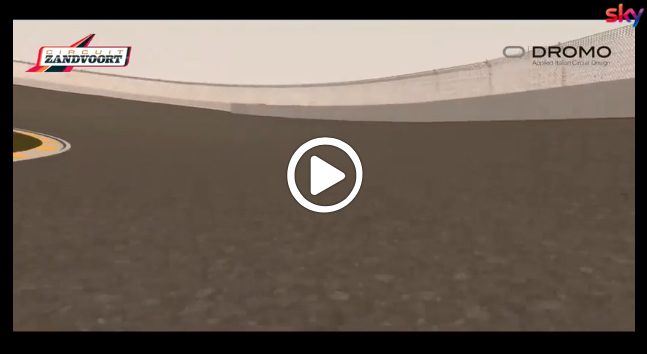 F1 | GP Olanda, Zandvoort si rifà il look: due sopraelevate e tante modifiche al layout [VIDEO ONBOARD]