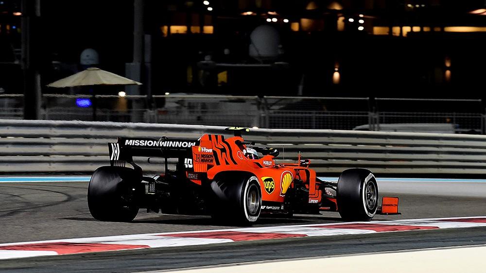 F1 | GP Abu Dhabi, Leclerc chiude la stagione della Ferrari con un terzo posto
