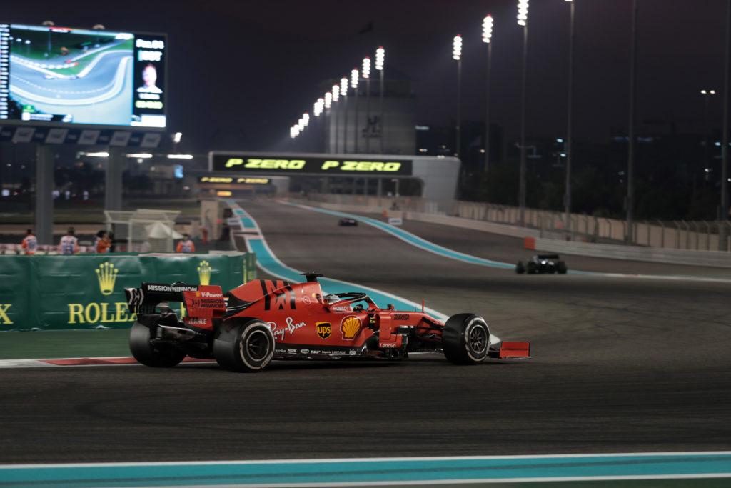 F1 | Ferrari confermerà la vernice opaca sulla vettura 2020