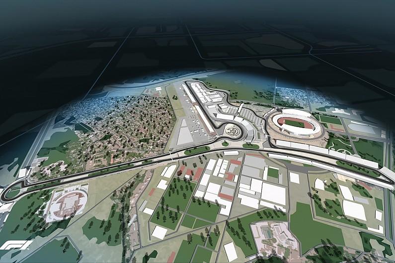 F1 | GP Vietnam, modificato il tratto finale del circuito di Hanoi