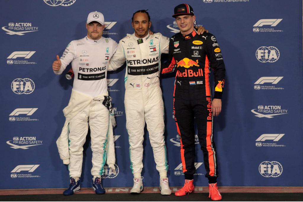 Formula 1   GP Abu Dhabi, la griglia di partenza