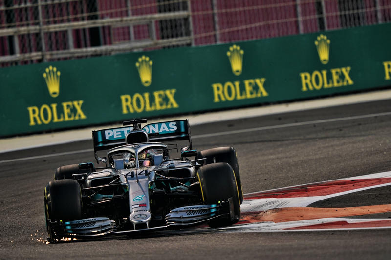 F1 | GP Abu Dhabi: vittoria in solitaria per Hamilton