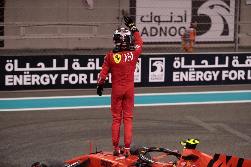 F1 | Ferrari, Leclerc chiude la prima stagione in Rosso con un podio