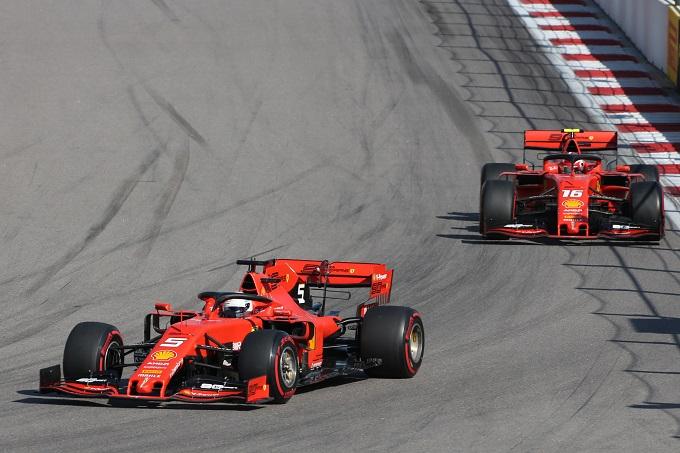 F1 | Stampa tedesca: gravi problemi aerodinamici sulla nuova Ferrari