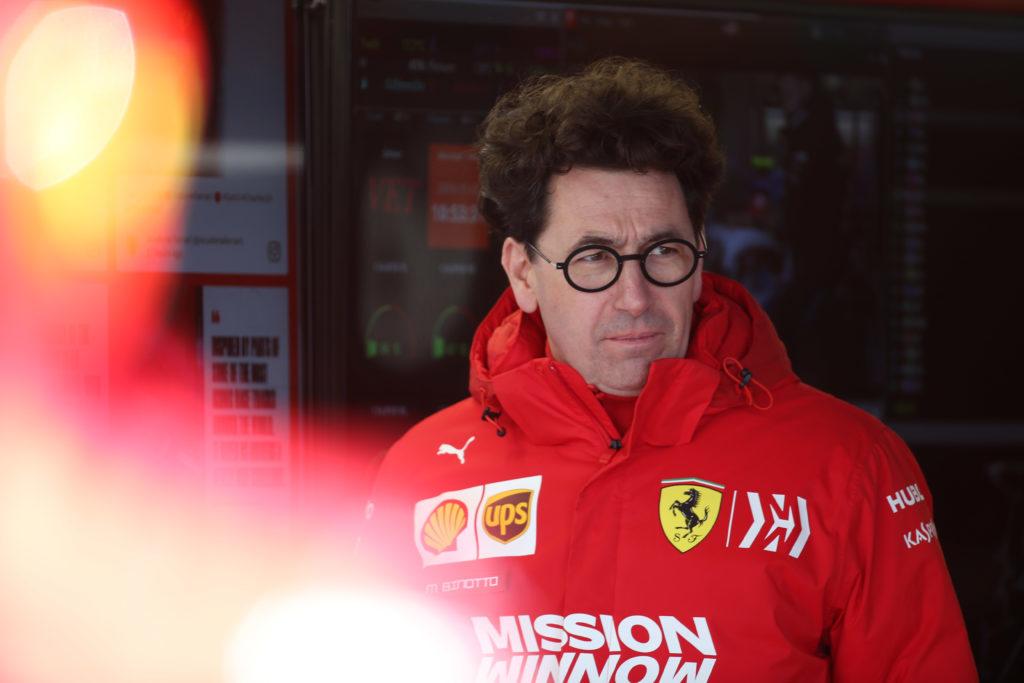 """F1   Ferrari, Binotto sul fronte politico: """"Non mi aspettavo che richiedesse tanto impegno"""""""