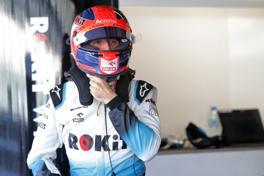 F1: Kubica terzo pilota e collaudatore all'Alfa Romeo