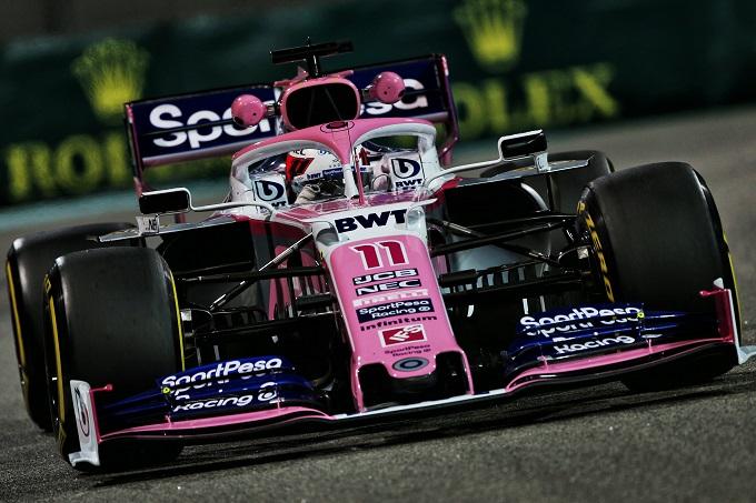 F1 | Racing Point, la nuova monoposto sarà presentata il 17 febbraio
