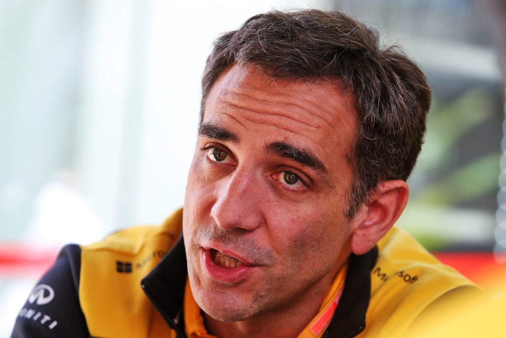 """F1   Abiteboul: """"L'anno scorso c'è mancato qualcosa"""""""