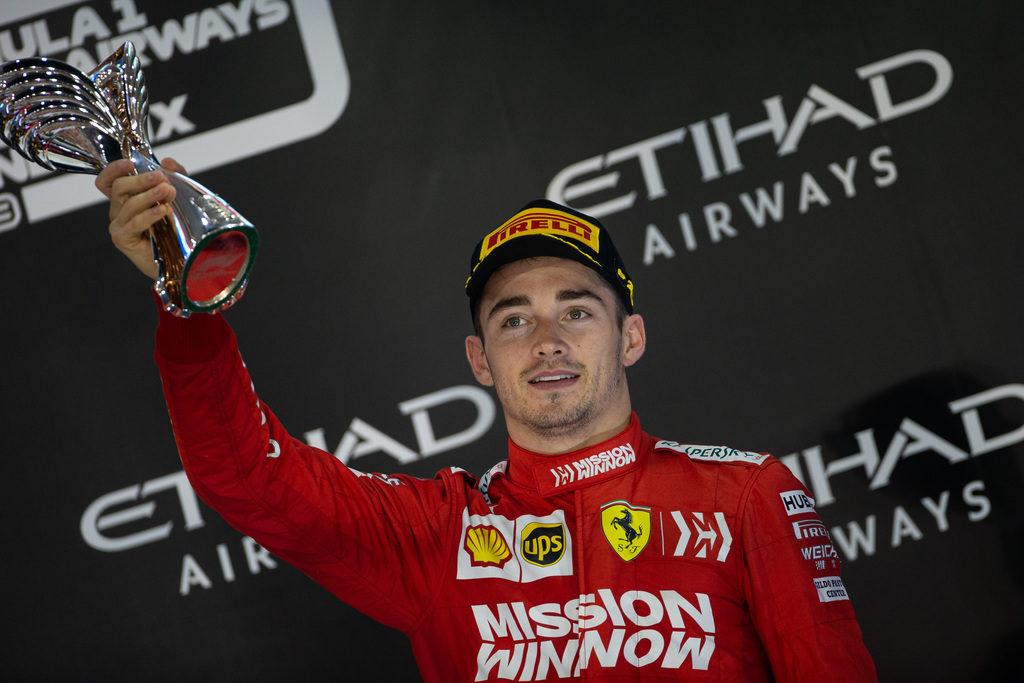 """F1   Leclerc: """"Il 2020 sarà molto importante"""""""
