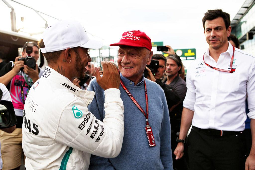 """F1   La famiglia di Lauda: """"Restituiremo le azioni alla Mercedes"""""""