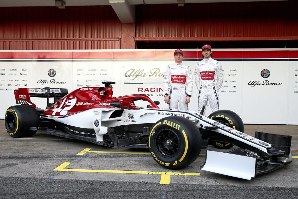 Formula 1: Alfa Romeo, la nuova monoposto sarà presentata il 19 febbraio