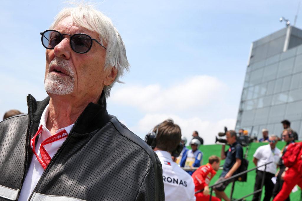 F1 | Ecclestone non esclude un addio della Mercedes nel 2021