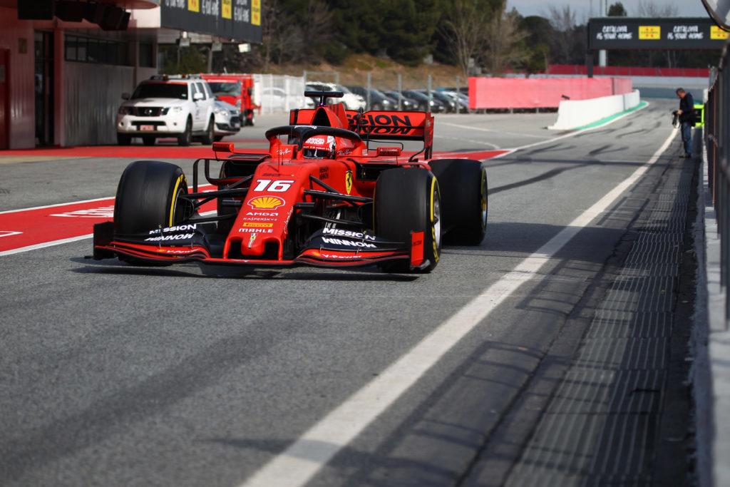 F1 | Nuova Ferrari, superate le verifiche di crash test sul telaio