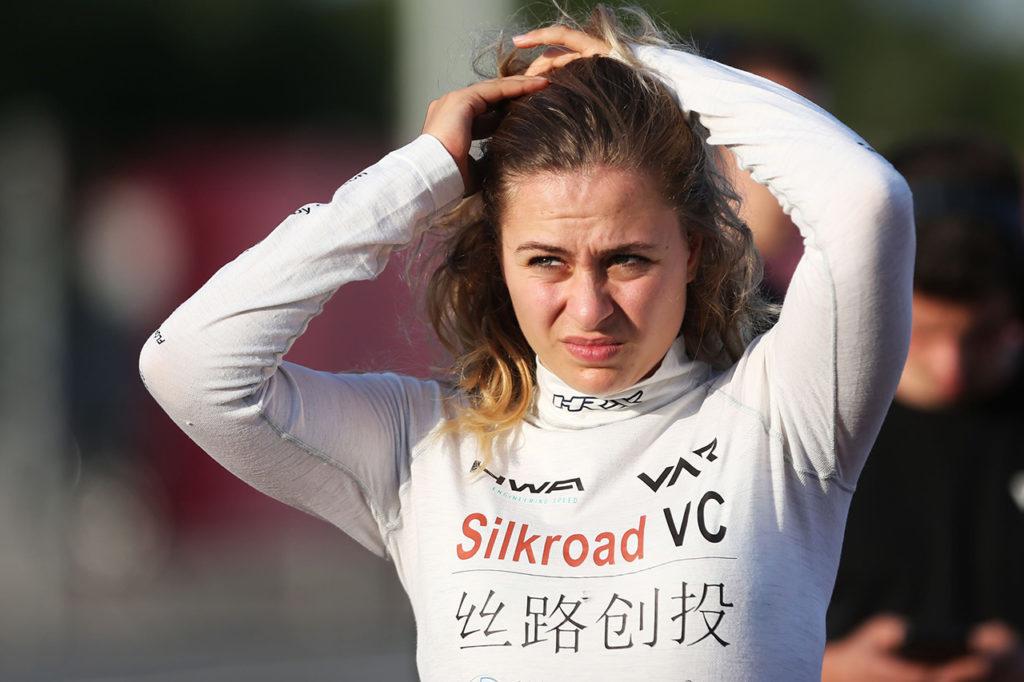 Sophia Flörsch era stata rifiutata dalla Ferrari Driver Academy
