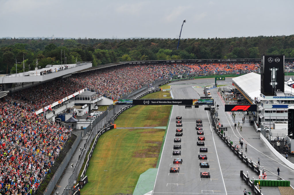 F1 | GP Germania, Hockenheim pronta a trattare con Liberty Media per il 2021