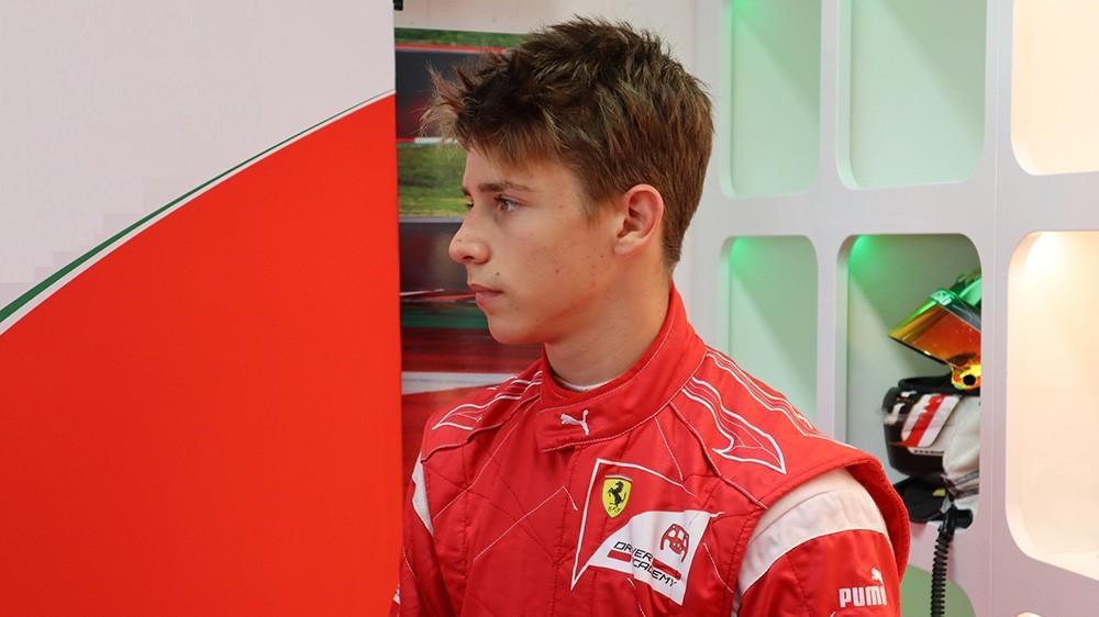 FDA | Ferrari annuncia Arthur Leclerc e Dino Beganovic all'interno dell'Academy