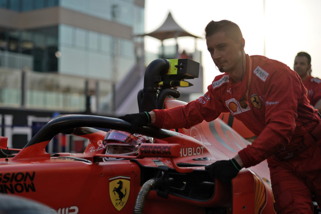 """Formula 1   Leclerc ricorda l'esordio: """"Ho imparato tanto al simulatore"""""""