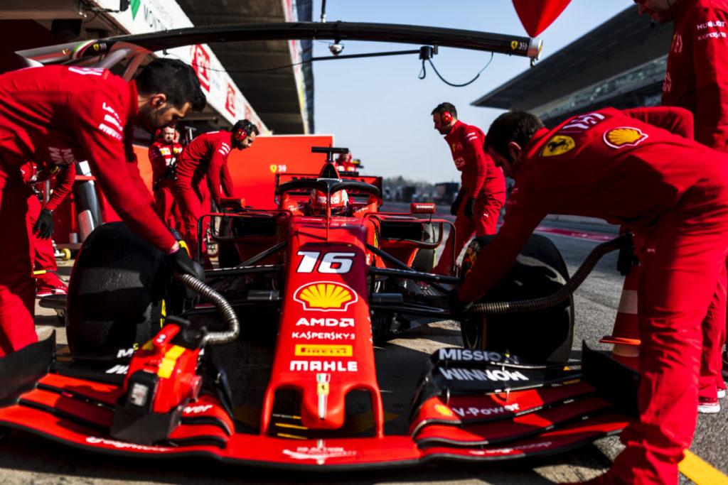 """F1   Leclerc sul rapporto con Vettel: """"Ho imparato molto da lui"""""""