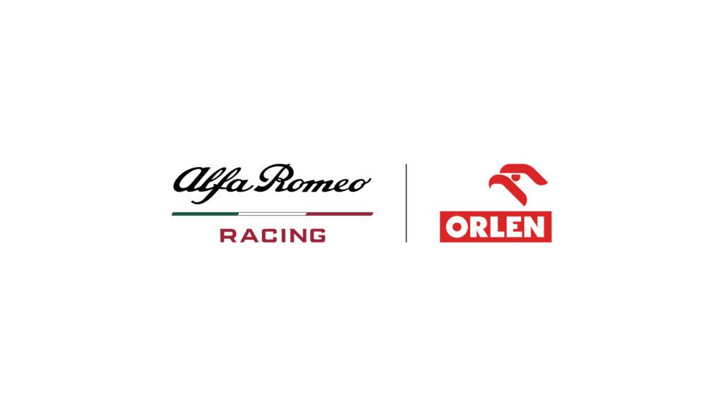 F1 | Alfa Romeo Orlen svela il nuovo logo per la stagione 2020