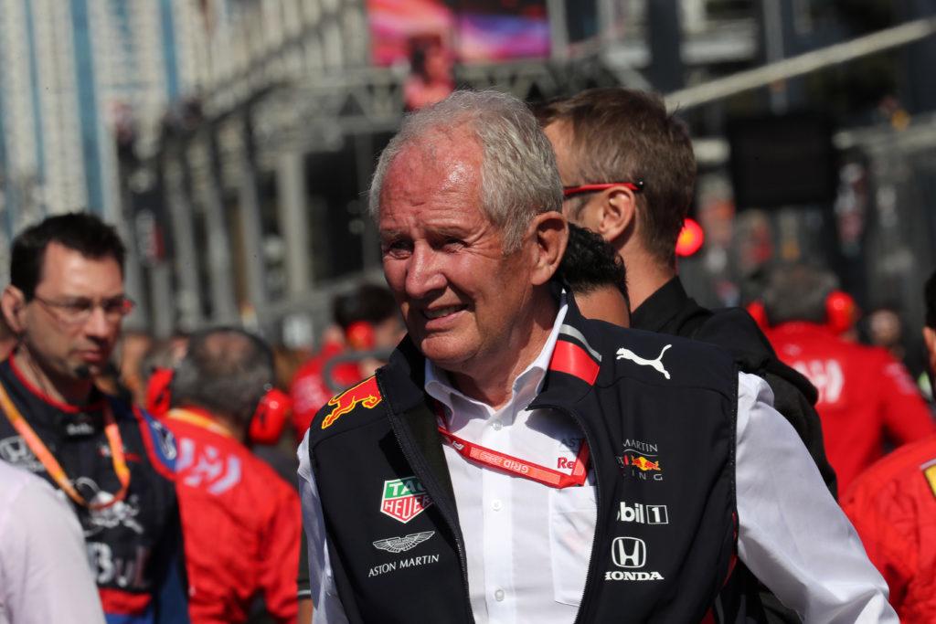 """F1   Marko soddisfatto dei progressi Red Bull: """"Siamo avanti rispetto alla nostra tabella di marcia"""""""