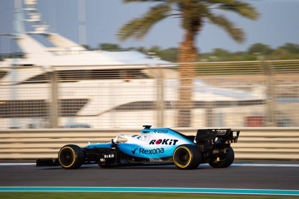 Williams: ufficiale l'ingaggio del pilota israeliano Nissany