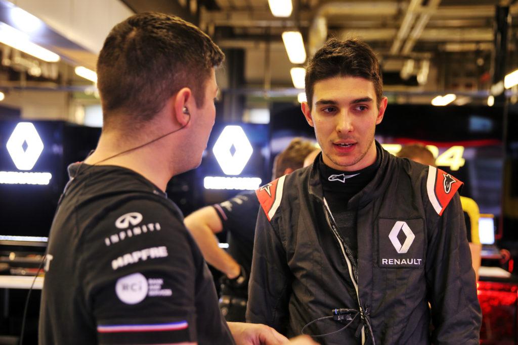 F1 | Ocon promuove la collaborazione col suo nuovo ingegnere di pista