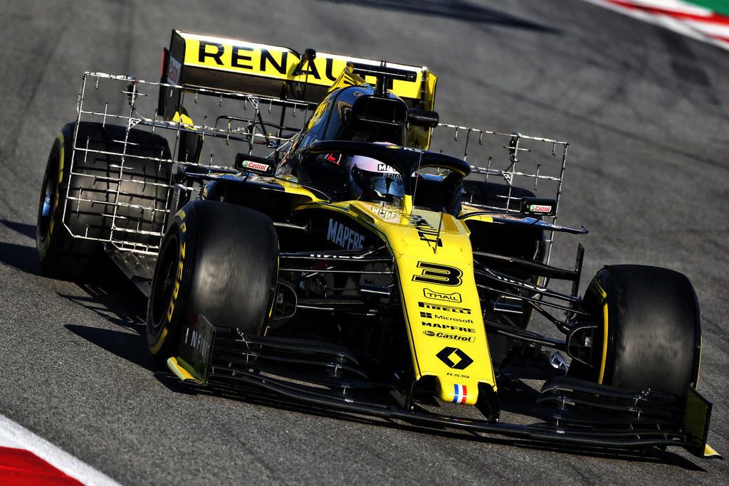 Daniel Ricciardo accostato nuovamente alla Ferrari