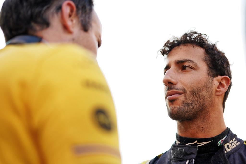 """F1   Ricciardo ammette: """"Serve disciplina per ottenere risultati in mezzo al gruppo"""""""