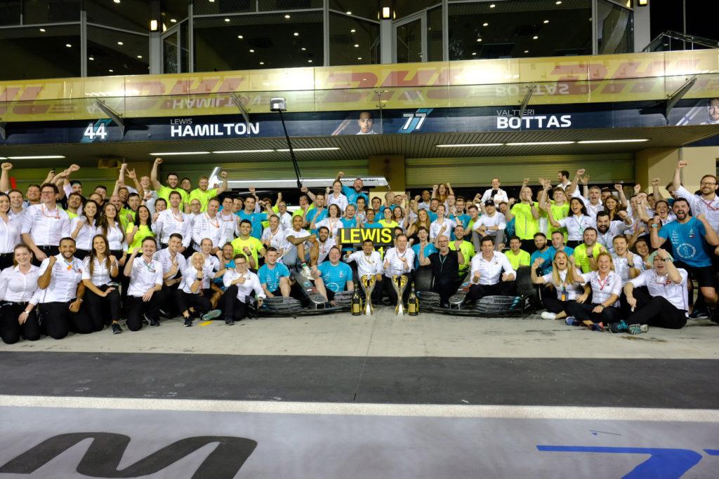 F1   Rinnovo Hamilton, Mercedes pronta a offrire 90 milioni di euro in due stagioni