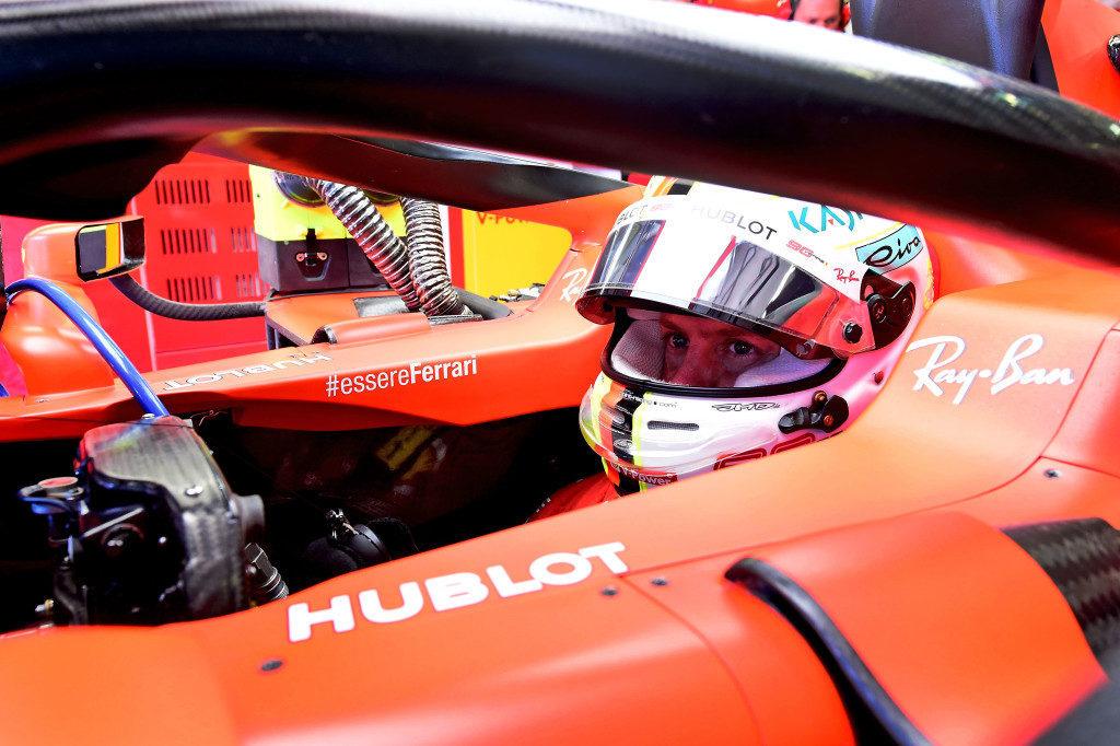 """Formula 1   Binotto sul rinnovo di Vettel: """"Non c'è alcuna pressione"""""""