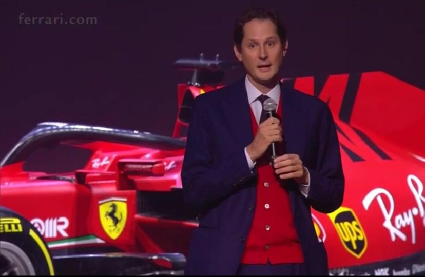 "F1 | Ferrari SF1000, Elkann: ""C'è la passione per raggiungere traguardi sempre più alti"""