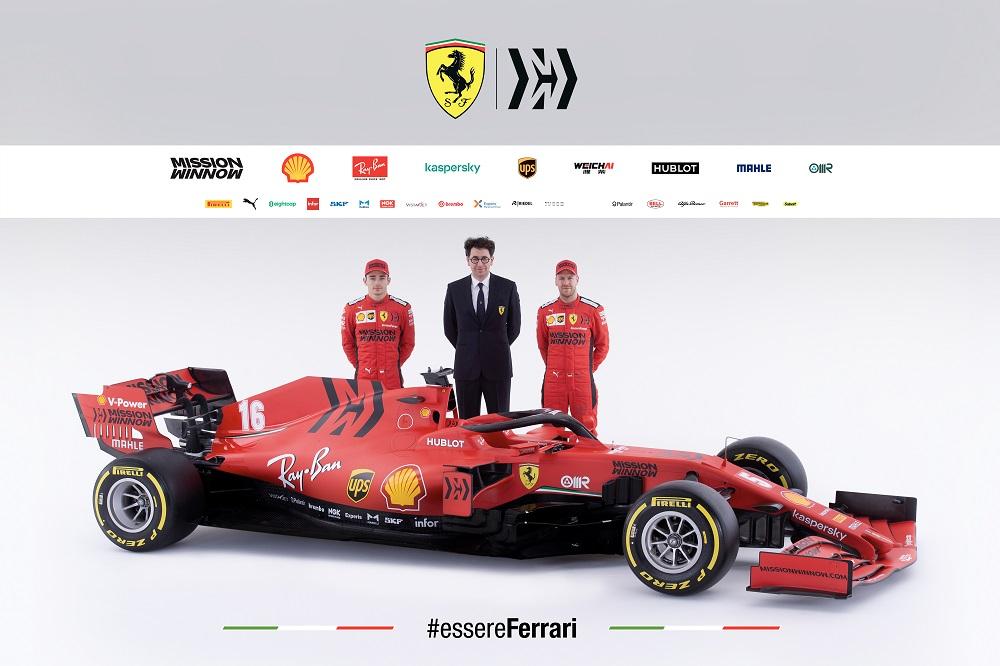 F1 | Dalla F2003-GA alla SF1000: le monoposto celebrative Ferrari