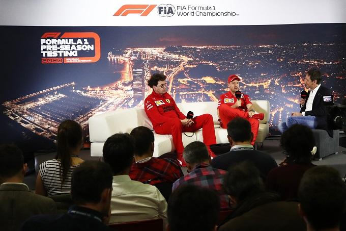 """F1   Ferrari, Binotto: """"Vettel è la nostra prima scelta"""""""