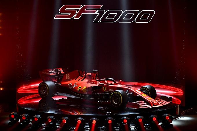 F1 | Ferrari SF1000, richiesto il sequestro della monoposto da parte del Codacons