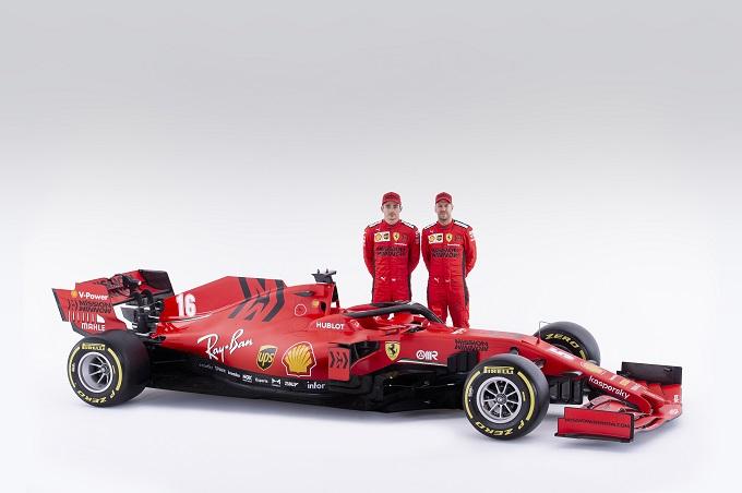F1   Ferrari, Vettel porterà al debutto la nuova SF1000