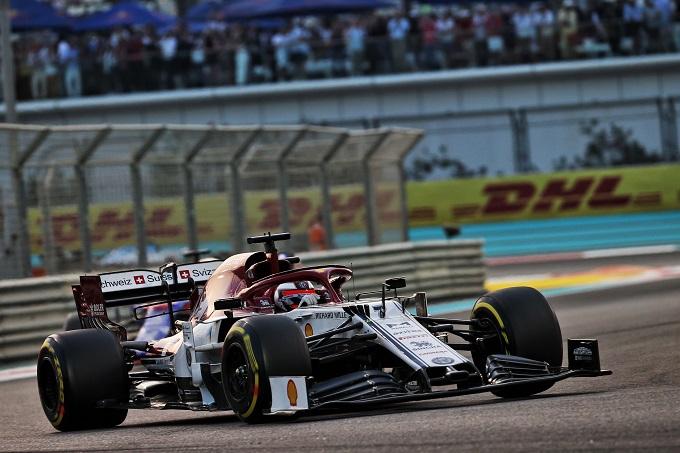F1   Alfa Romeo, accesso il motore sulla nuova C39