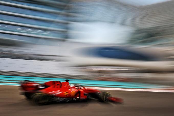 "F1 | Ferrari 2020, vernice opaca e numeri grandi bianchi ""old style"""