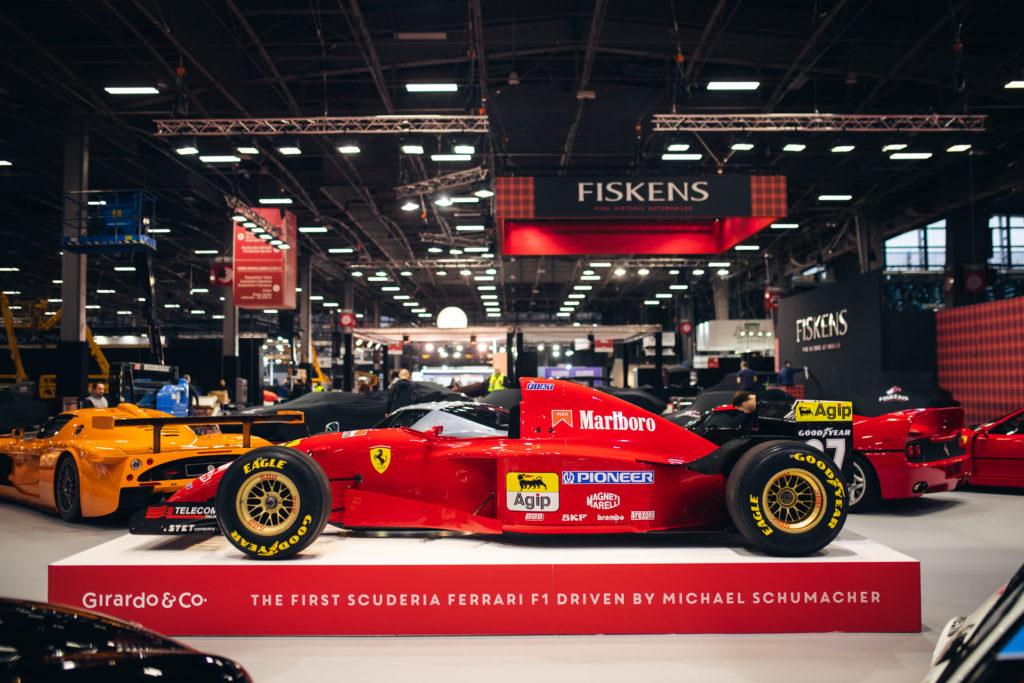 F1 | Ferrari, in vendita la prima Rossa guidata da Michael Schumacher