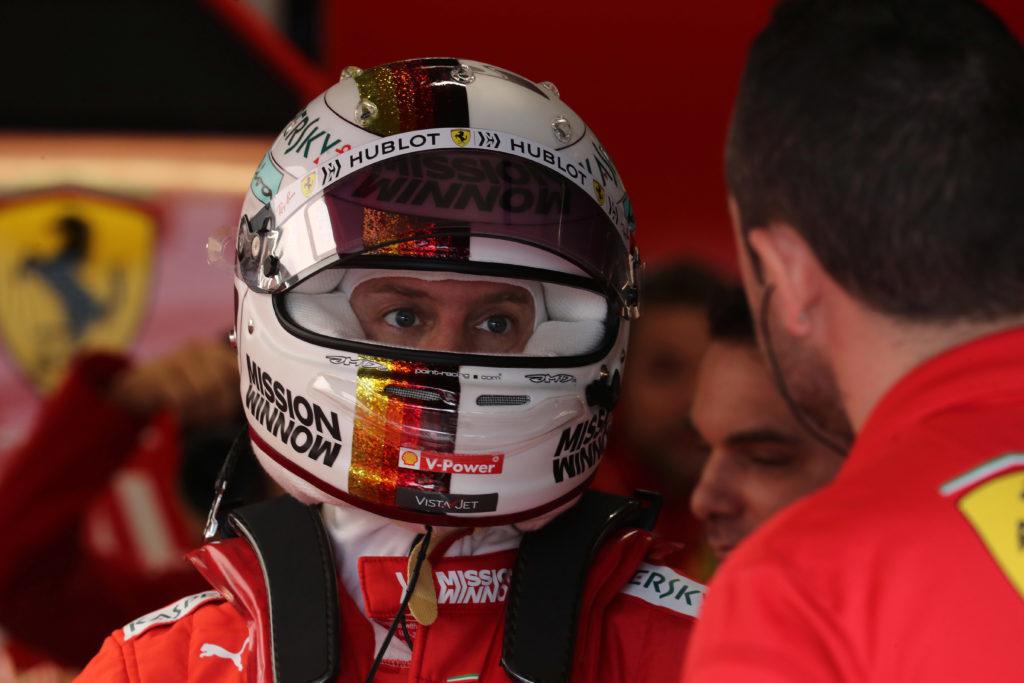 """F1   Ferrari SF1000, Vettel: """"Mi aspetto una monoposto più facile da settare"""""""