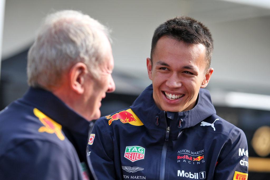"""F1   Marko: """"Albon deve fare di più nel 2020"""""""
