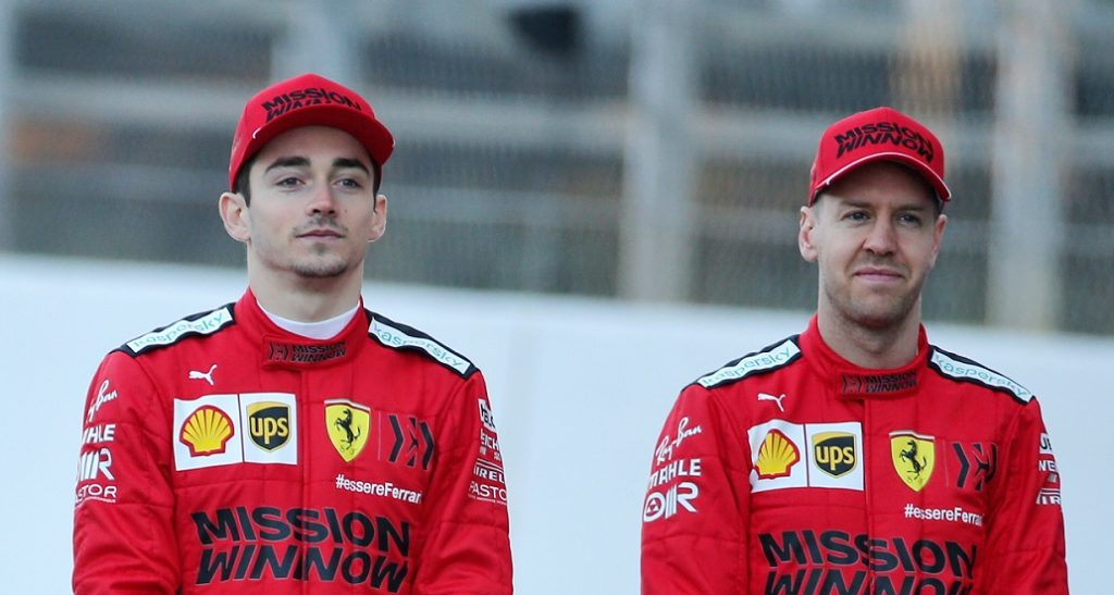 F1 Test | Ferrari, Vettel non sta bene: oggi in pista Leclerc
