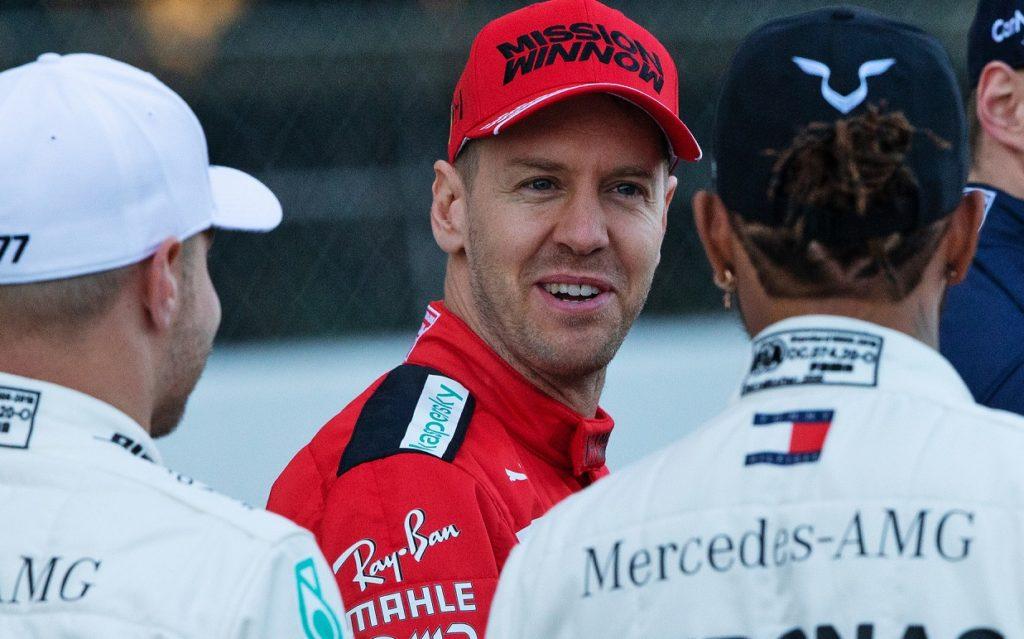 Test F1 | Ferrari, è il turno di Sebastian Vettel