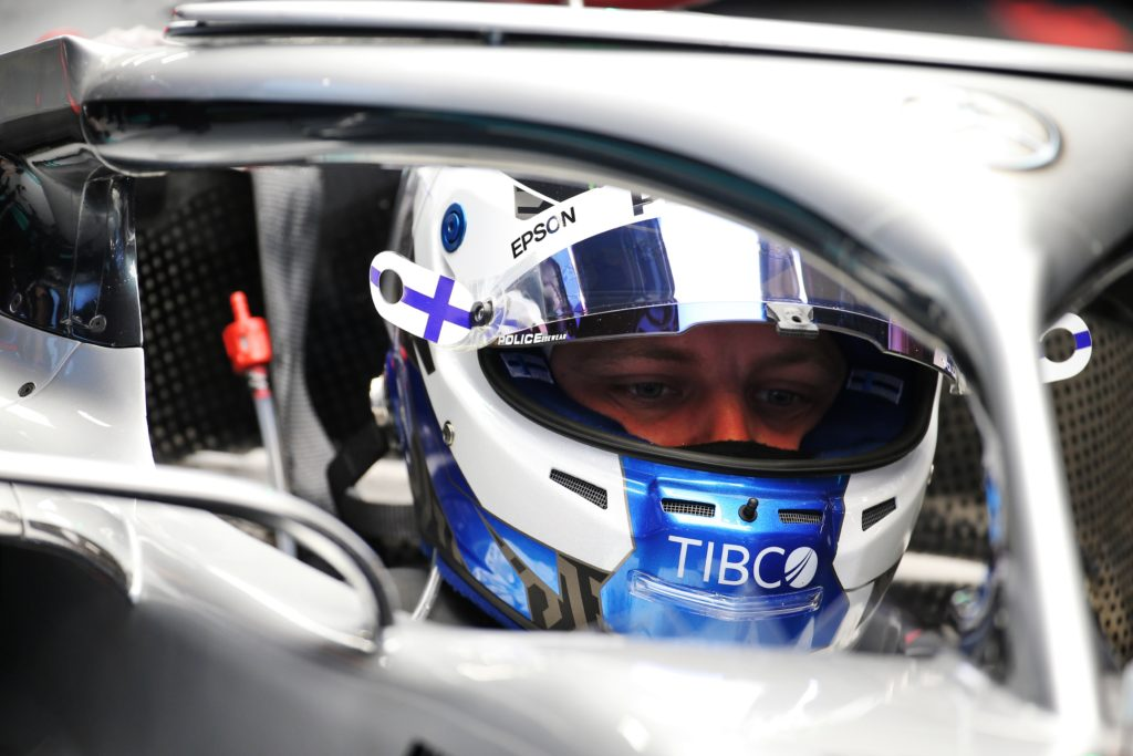 """Test F1   Mercedes, Bottas: """"Possiamo migliorare ancora"""""""