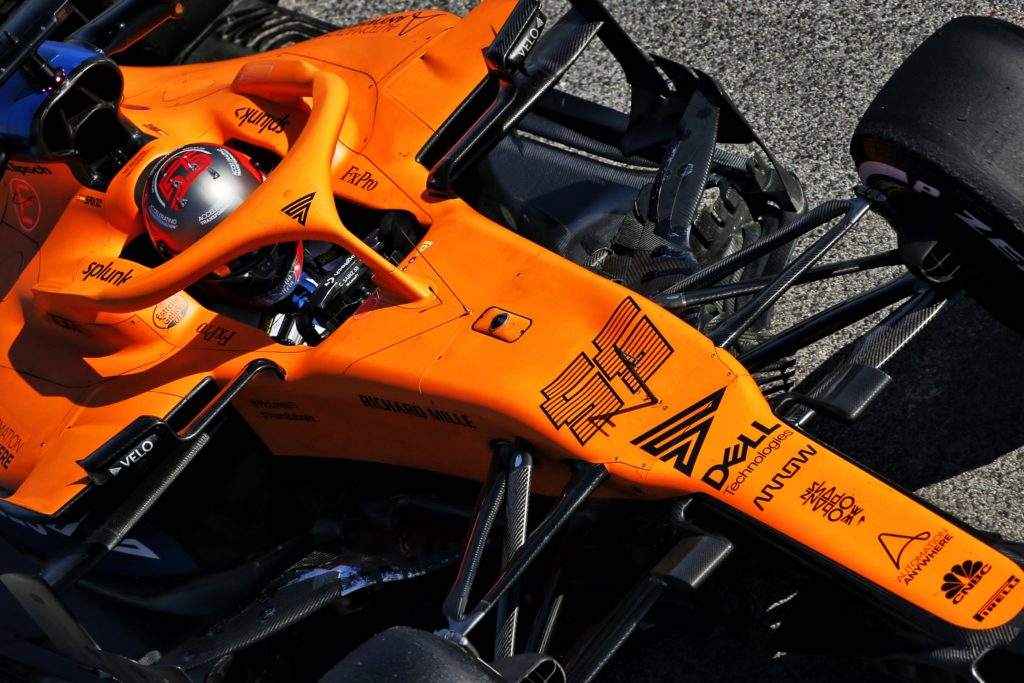 F1 | McLaren, Sainz e Norris in pista nell'ultima giornata di test